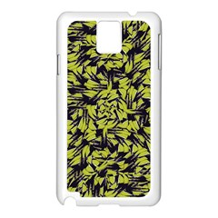 Modern Abstract Interlace Samsung Galaxy Note 3 N9005 Case (White)