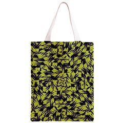 Modern Abstract Interlace Classic Light Tote Bag