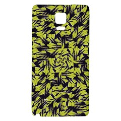 Modern Abstract Interlace Galaxy Note 4 Back Case