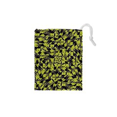 Modern Abstract Interlace Drawstring Pouches (xs)