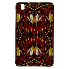Fantasy Flowers And Leather In A World Of Harmony Samsung Galaxy Tab Pro 8.4 Hardshell Case