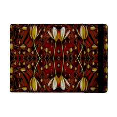 Fantasy Flowers And Leather In A World Of Harmony iPad Mini 2 Flip Cases