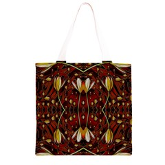 Fantasy Flowers And Leather In A World Of Harmony Grocery Light Tote Bag