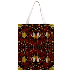 Fantasy Flowers And Leather In A World Of Harmony Classic Light Tote Bag