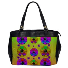 Floral Love And Why Not In Neon Office Handbags