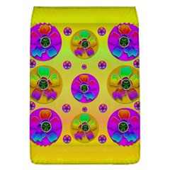 Floral Love And Why Not In Neon Flap Covers (L)