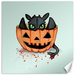 Halloween Dragon Canvas 20  x 20