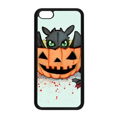 Halloween Dragon Apple iPhone 5C Seamless Case (Black)