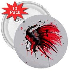 Savages 3  Buttons (10 pack)