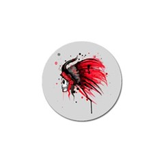 Savages Golf Ball Marker (10 pack)