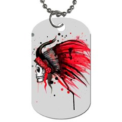 Savages Dog Tag (Two Sides)