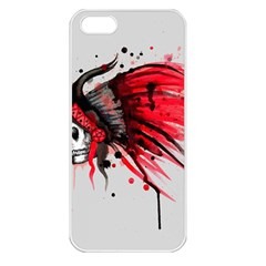 Savages Apple iPhone 5 Seamless Case (White)