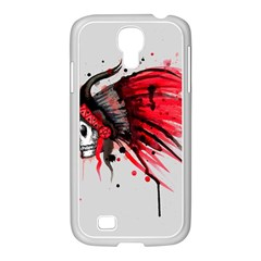 Savages Samsung GALAXY S4 I9500/ I9505 Case (White)