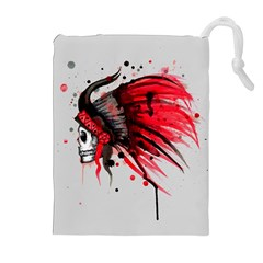 Savages Drawstring Pouches (Extra Large)