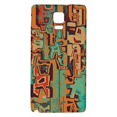 Brown green texture                              Samsung Note 4 Hardshell Back Case