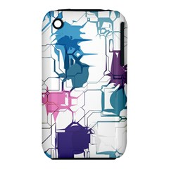 Cracked wall                                 Apple iPhone 3G/3GS Hardshell Case (PC+Silicone)