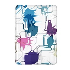 Cracked wall                                 Samsung Galaxy Tab 2 (10.1 ) P5100 Hardshell Case