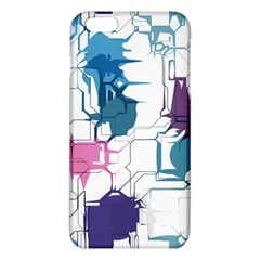 Cracked Wall                                 			iphone 6 Plus/6s Plus Tpu Case