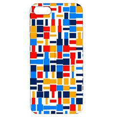 Colorful shapes                                  			Apple iPhone 5 Hardshell Case with Stand