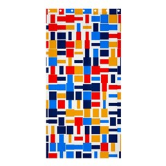 Colorful shapes                                  Shower Curtain 36  x 72