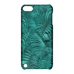 Tropical Hawaiian Pattern Apple iPod Touch 5 Hardshell Case with Stand