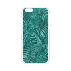 Tropical Hawaiian Pattern Apple Seamless iPhone 6/6S Case (Transparent)