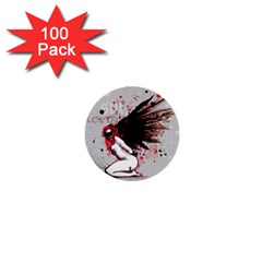 Dominance 1  Mini Buttons (100 pack)