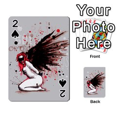 Dominance Playing Cards 54 Designs