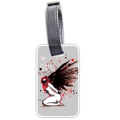 Dominance Luggage Tags (Two Sides)