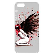 Dominance Apple iPhone 5 Seamless Case (White)