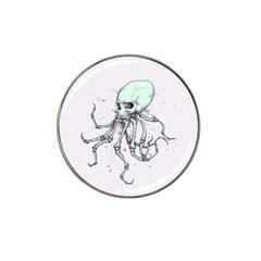 Skellingpus Hat Clip Ball Marker (10 pack)