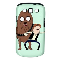 Space Adventure! Mans Best Friend Samsung Galaxy S III Classic Hardshell Case (PC+Silicone)
