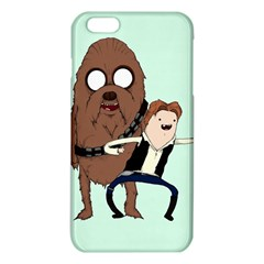 Space Adventure! Mans Best Friend iPhone 6 Plus/6S Plus TPU Case