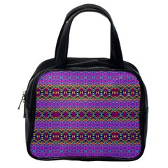 Dance Hall Classic Handbags (one Side)