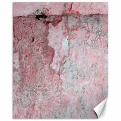 Coral Pink Abstract Background Texture Canvas 16  x 20