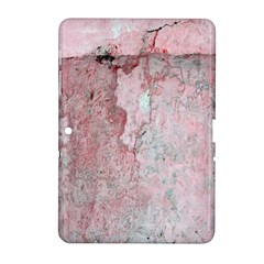 Coral Pink Abstract Background Texture Samsung Galaxy Tab 2 (10.1 ) P5100 Hardshell Case
