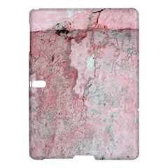 Coral Pink Abstract Background Texture Samsung Galaxy Tab S (10.5 ) Hardshell Case