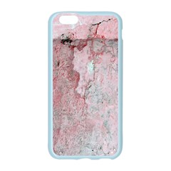 Coral Pink Abstract Background Texture Apple Seamless iPhone 6/6S Case (Color)