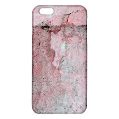 Coral Pink Abstract Background Texture iPhone 6 Plus/6S Plus TPU Case