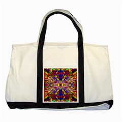 Psycho One Two Tone Tote Bag
