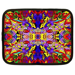 Psycho One Netbook Case (large)