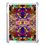 PSYCHO ONE Apple iPad 3/4 Case (White) Front