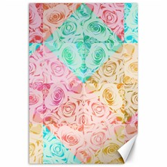 A Rose Is A Rose Canvas 20  x 30