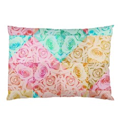 A Rose Is A Rose Pillow Case (Two Sides)