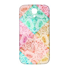 A Rose Is A Rose Samsung Galaxy S4 I9500/I9505  Hardshell Back Case