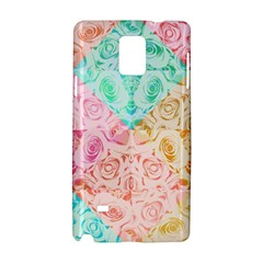 A Rose Is A Rose Samsung Galaxy Note 4 Hardshell Case