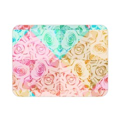 A Rose Is A Rose Double Sided Flano Blanket (Mini)