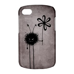 Evil Flower Bug Vintage BlackBerry Q10 Hardshell Case