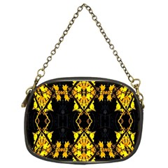 Italy lit0112001018 Chain Purse (Two Sides)