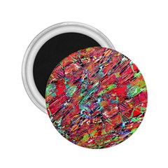 Expressive Abstract Grunge 2 25  Magnets